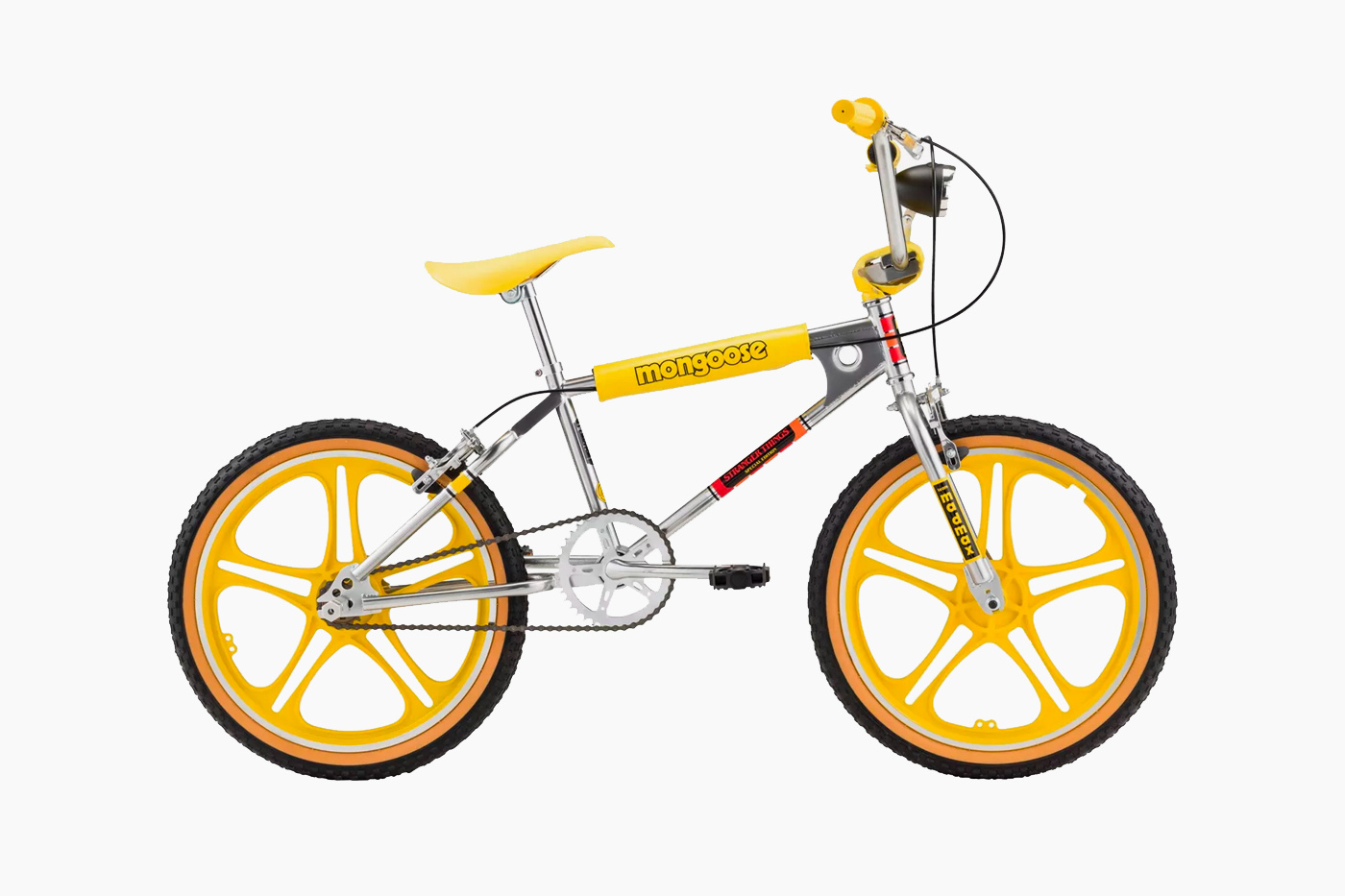 Mongoose 'Stranger Things' Max Mayfield Bicycle