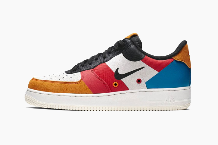 Nike AIR FORCE 1 '07 PRM 1-CI0065-101