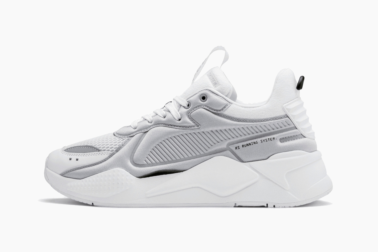 PUMA RS-X Softcase Sneakers White, Grey Release | HYPEBEAST