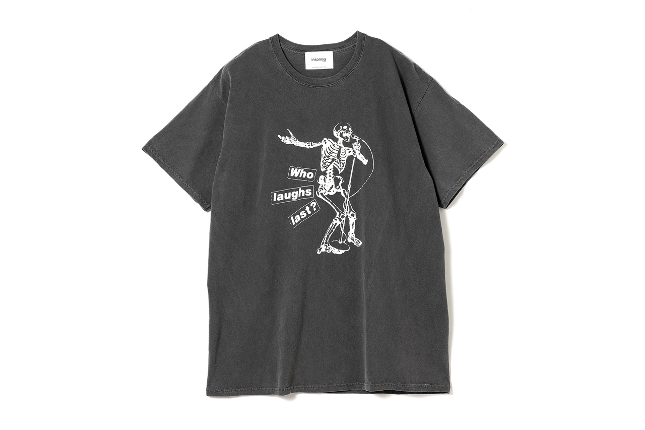 BEAMS Insonnia Projects Rage Against the Machine T shirts tee barbara kruger typeface skeleton rock metal alternative los angeles new york artist girl puppet hand bill rare fade brass piece