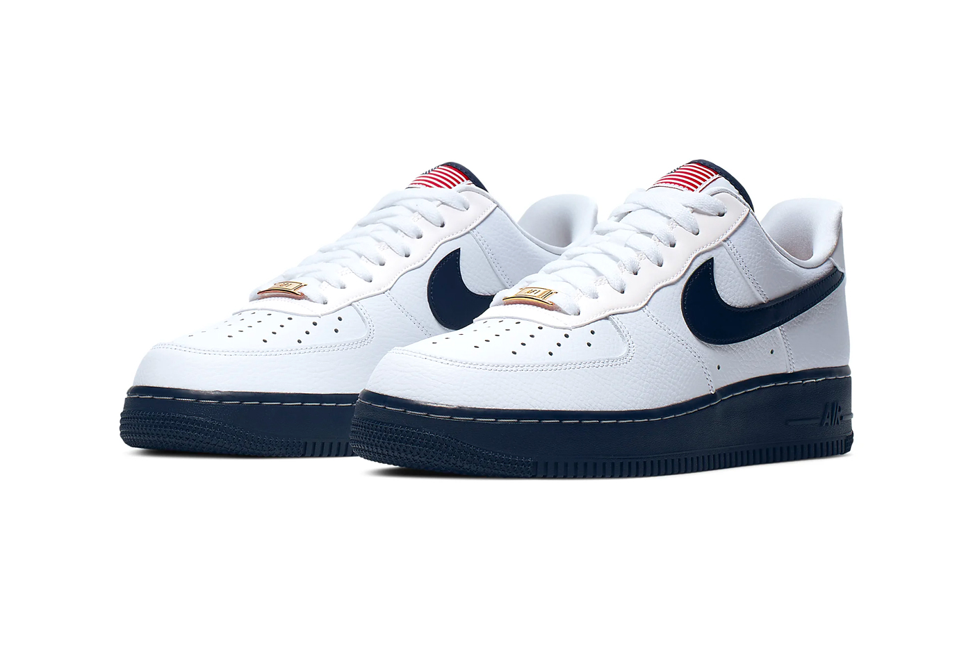 Nike Air Force 1 '07 LV8 USA Flag Release Info | HYPEBEAST