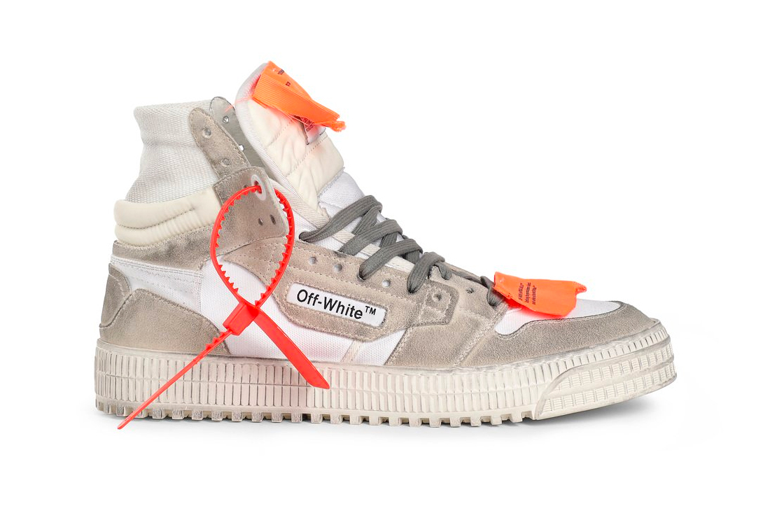"""Off White™ Men's White Off-Court 3.0 Sneakers Release info drop date antonioli $655 price buy now """"shoelaces"""" made in italy"""