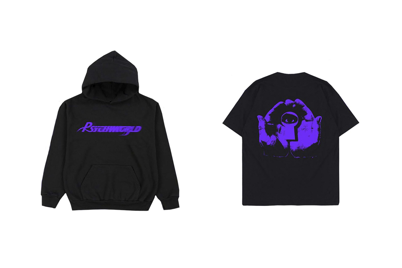 Psychworld Purple Logo Release