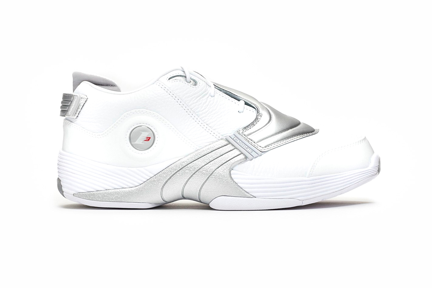 "Reebok Answer V ""White/Matte Silver/Black"" Release Dv6959 sneakernstuff footwear sneakers shoes basketball lifestyle buy now online web store stockist"
