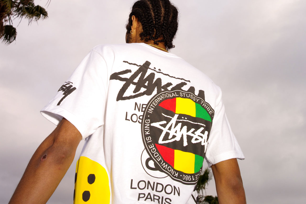 Stüssy x Cactus Plant Flea Market for DSMLA July 4 Capsule and Event