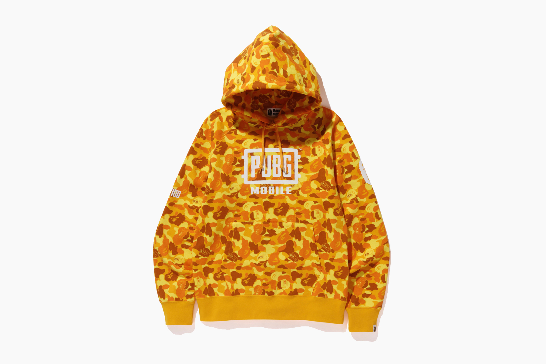 BAPE x PUBG Capsule Collection