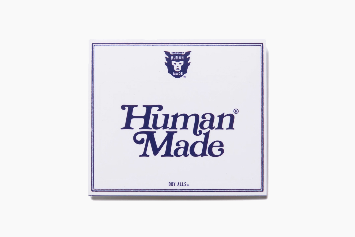 HUMAN MADE x Girls Don't Cry