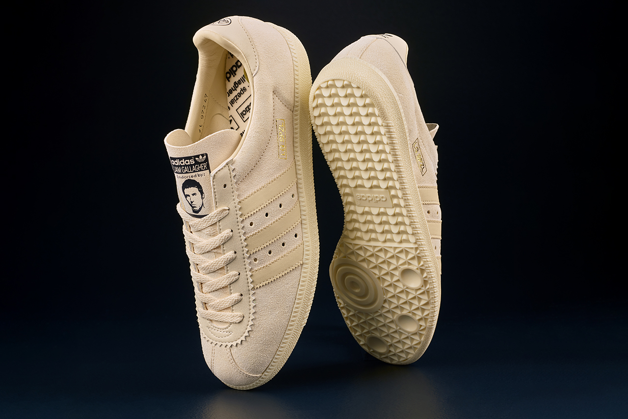 adidas Originals Spezial Liam Gallagher Padiham LG SPZL Release Information Cop Online Instore Limited Edition Manchester Oasis Singer Exclusive First Look 'Why Me? Why Not' Album Drop