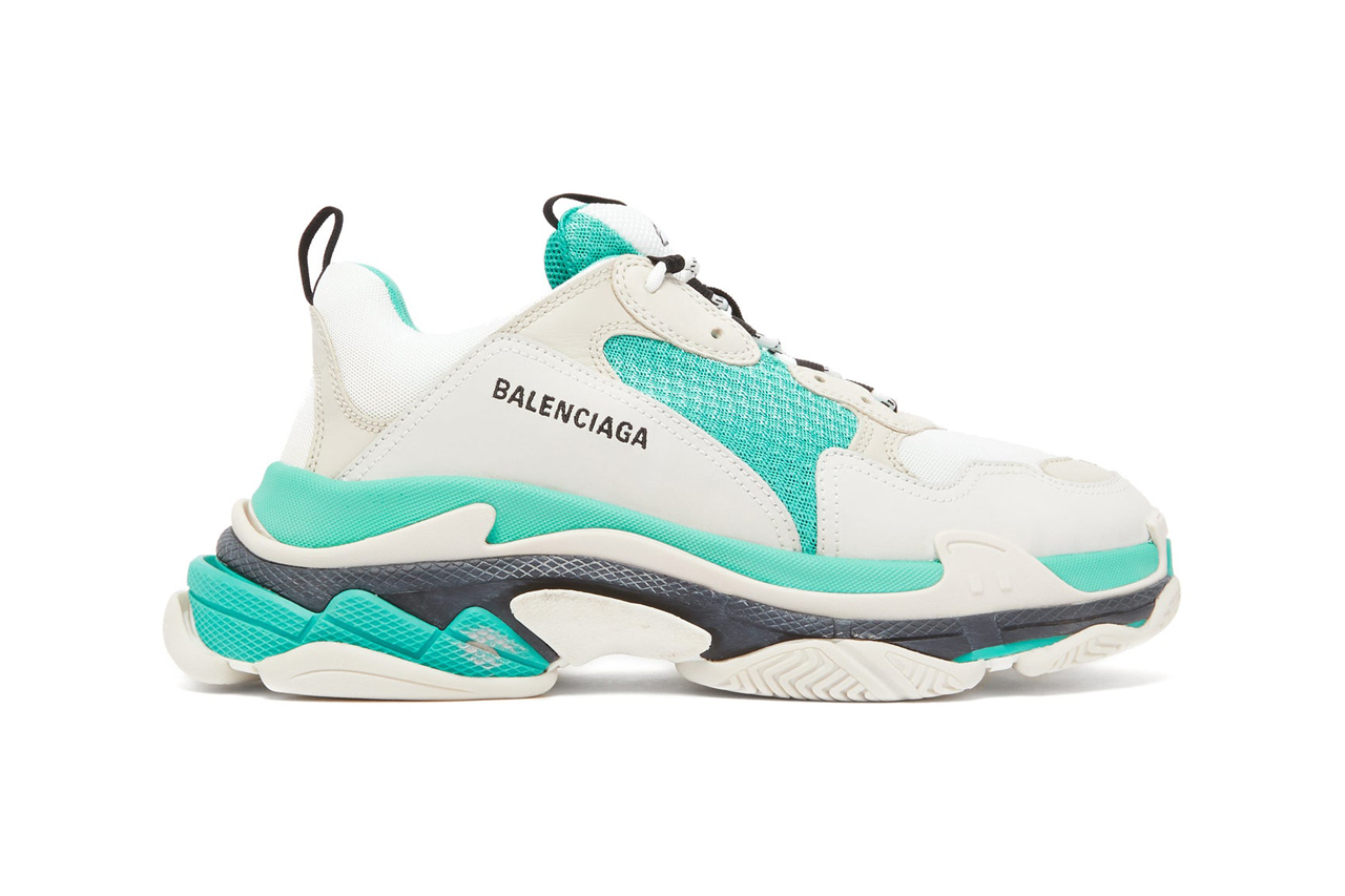 Balenciaga triple s fake gia blininstacotto cf Giay adidas ultra
