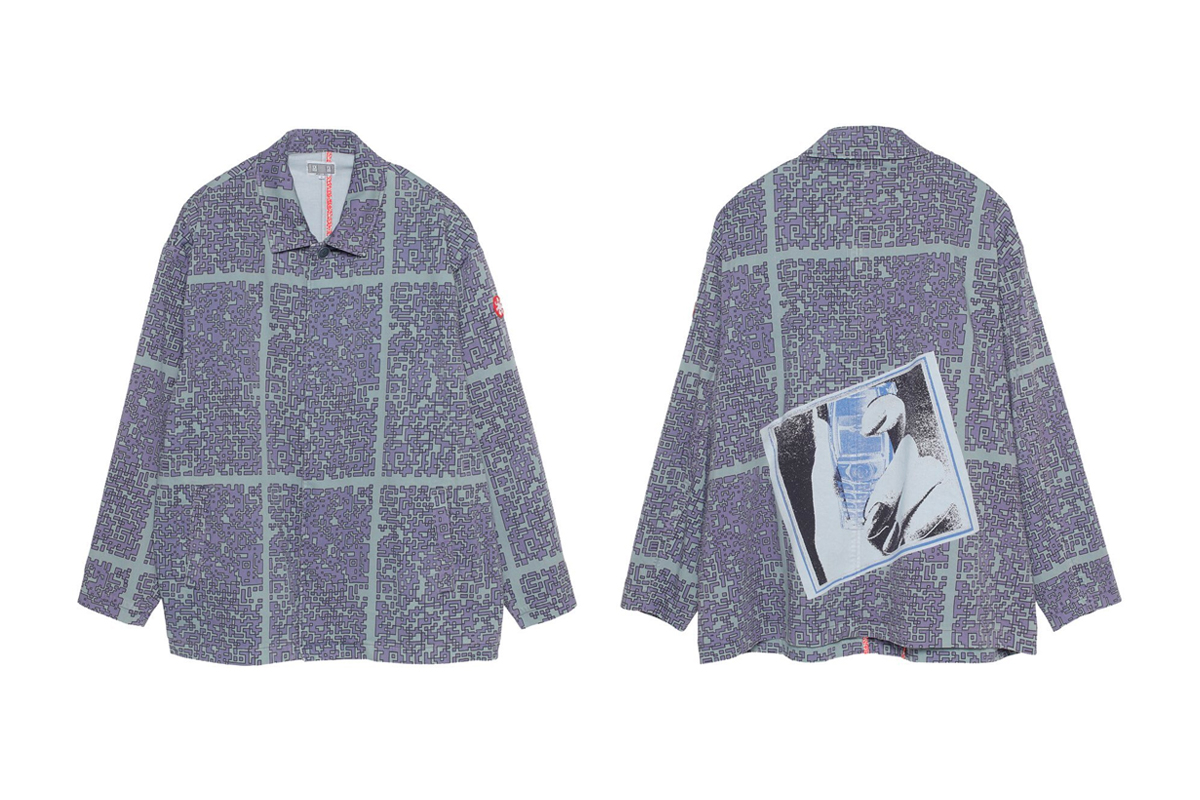 Cav Empt Fall/Winter 2019 Seventh Drop Release hats accessories pants trousers streetwear japan brand imprint Toby feltwell sk8thing SHORT BUTTON UP COAT 01100011 BIG SHIRT OVERDYE WISTERIA SLEEVE HEAVY HOODY OVERDYE NUMBERS ZIGGURAT CREW NECK little hall t MD DEBRIEFING  t-shirt  SQ NOISE WIDE CHINOS CceE LOW CAP NOISE ICON