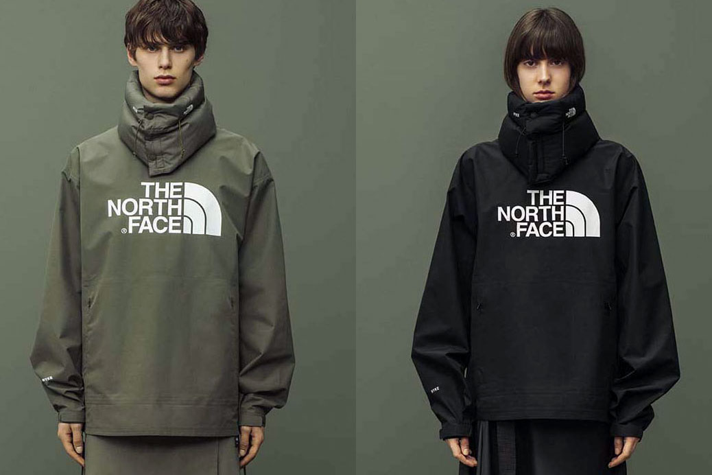HYKE x The North Face Fall/Winter 2019 Collection