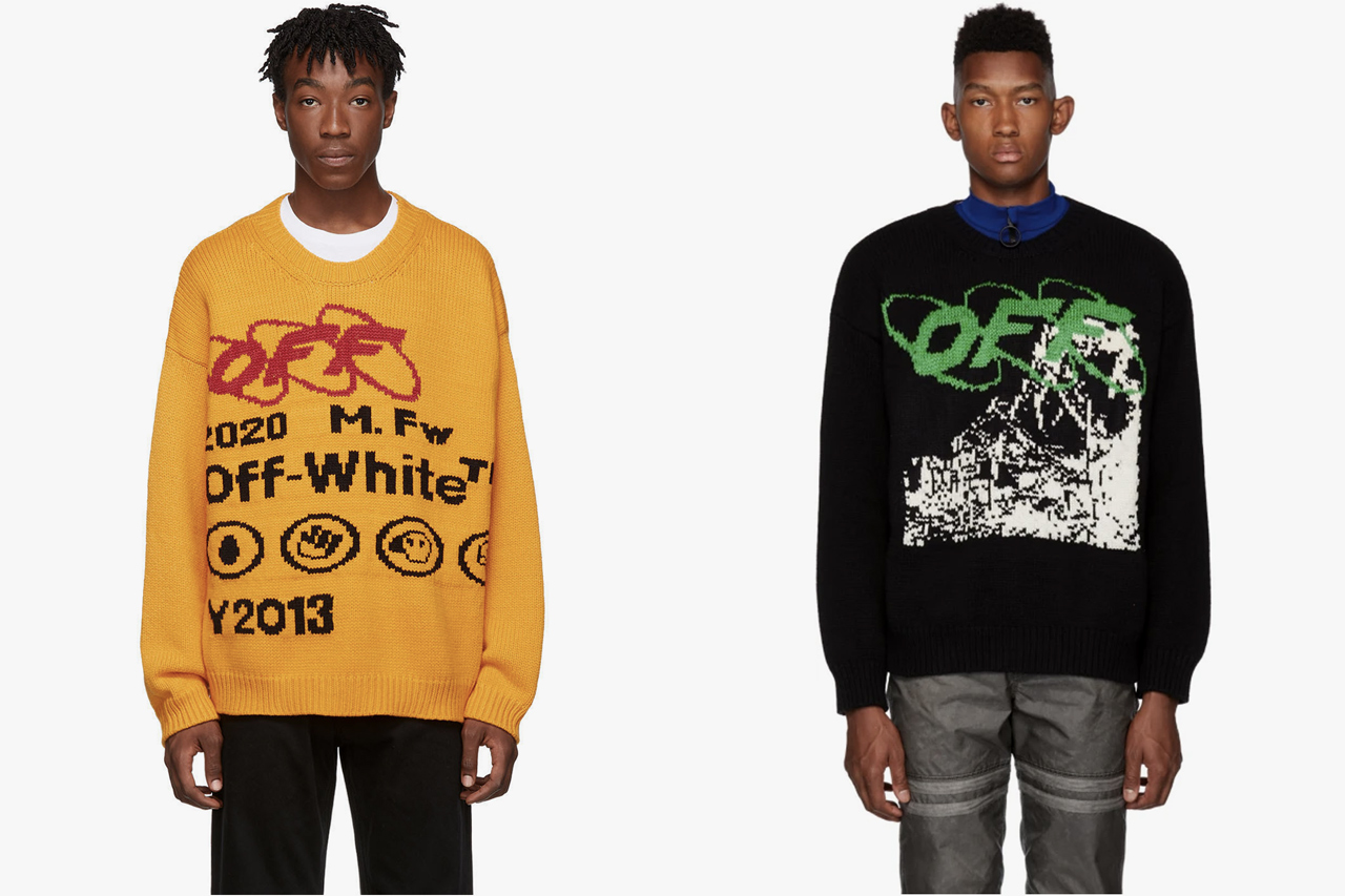 Off-White™ Industrial Y013 Sweater