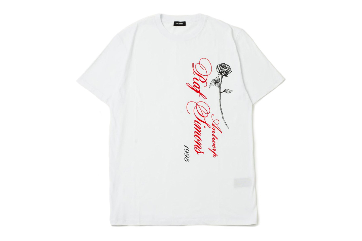 Ron Herman x Raf Simons 10th Anniversary Japan T-Shirt