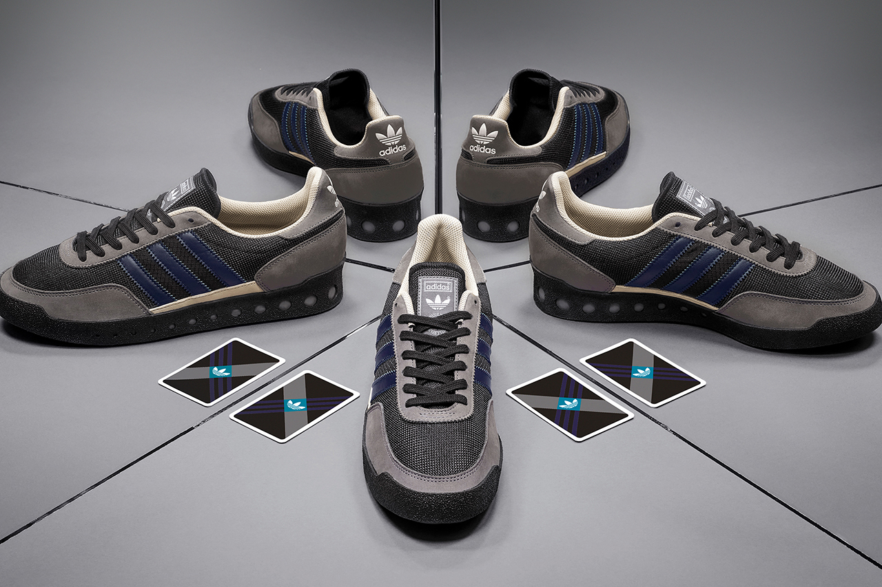 size adidas originals training pt rerelease issue 1970s 200s 1974 2007 release information buy cop purchase black grey navy archival silhouette uk sneaker trainer