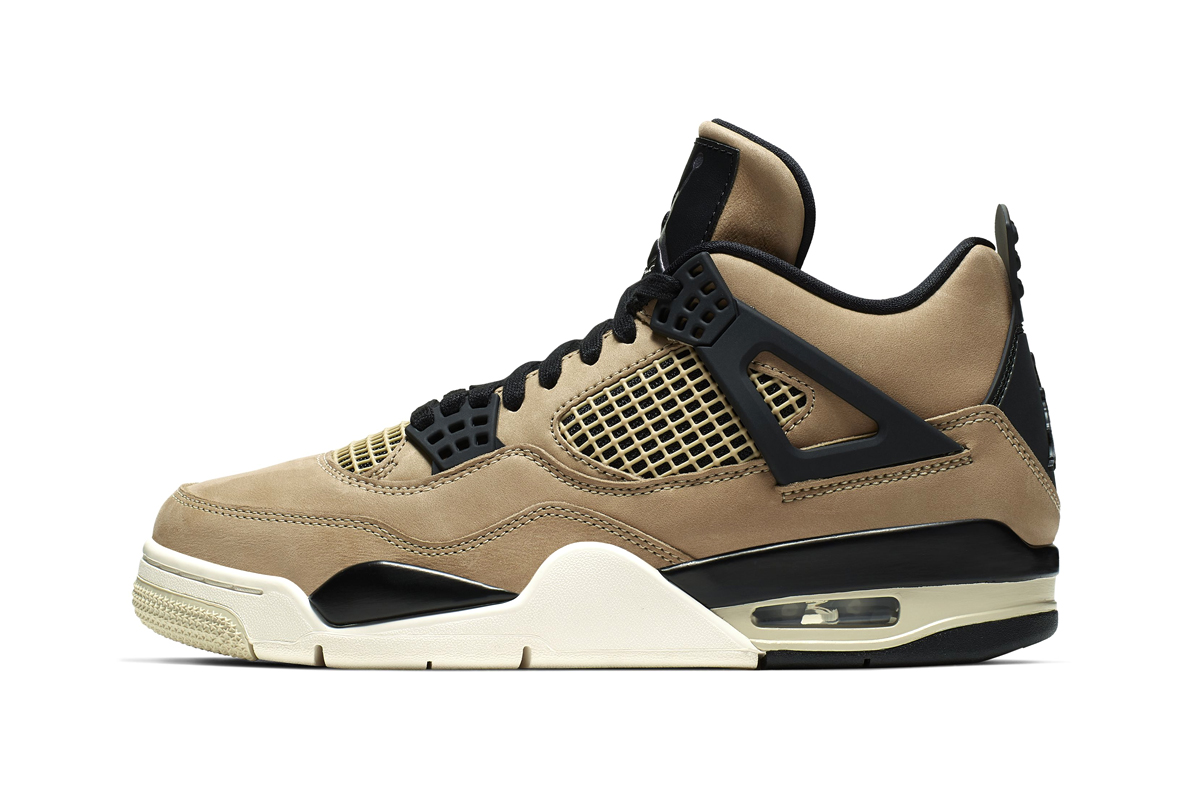 finest selection aca69 55357 Air Jordan 4