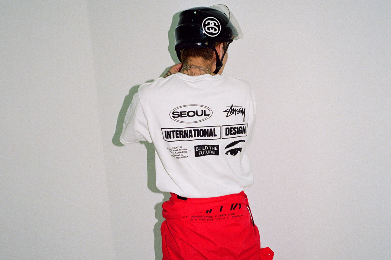 Stüssy Seoul Chapter Capsule Collection