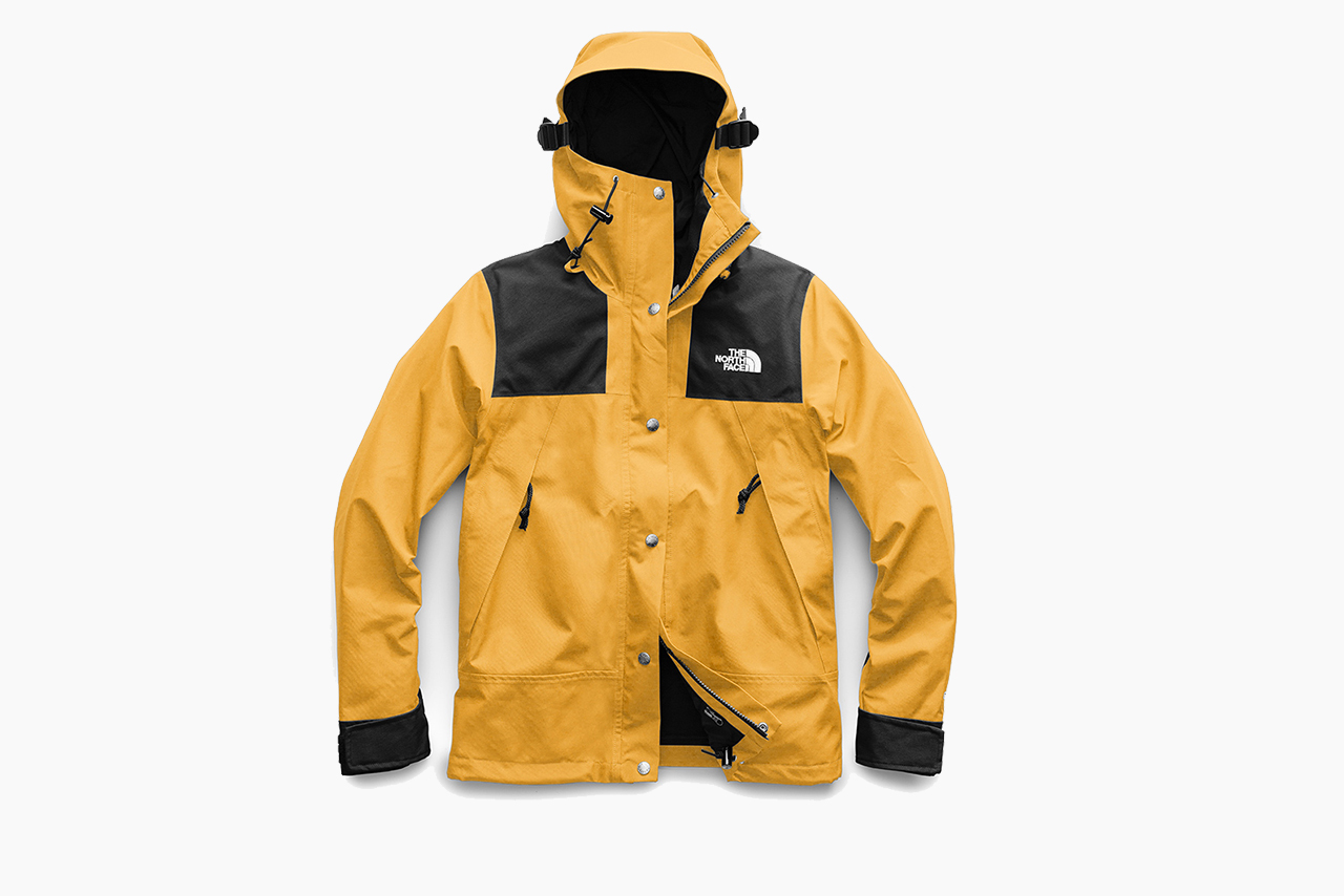 The North Face Icon Series Fall/Winter 2019