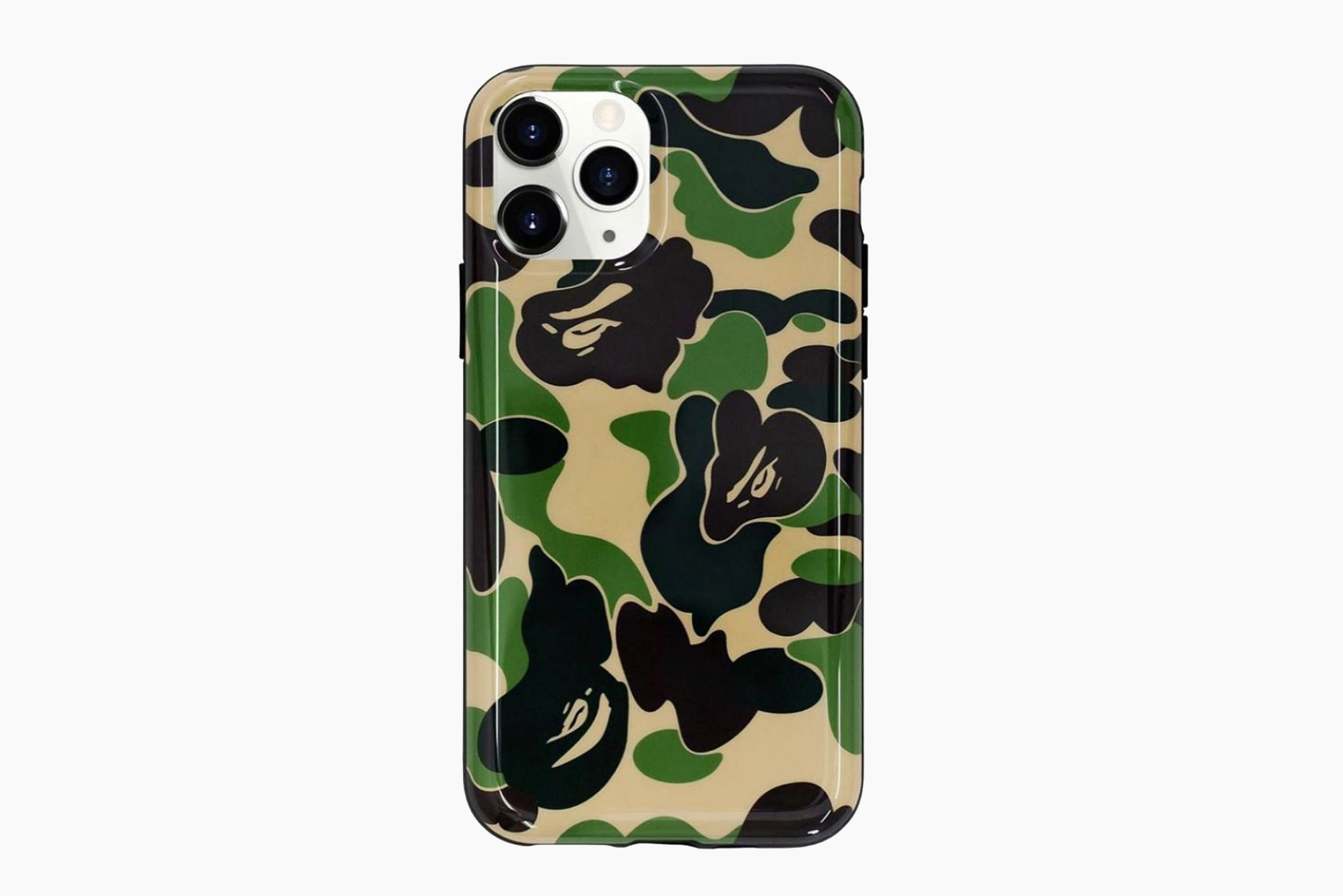 BAPE ABC CAMO iPhone 11 & iPhone 11 Pro Cases