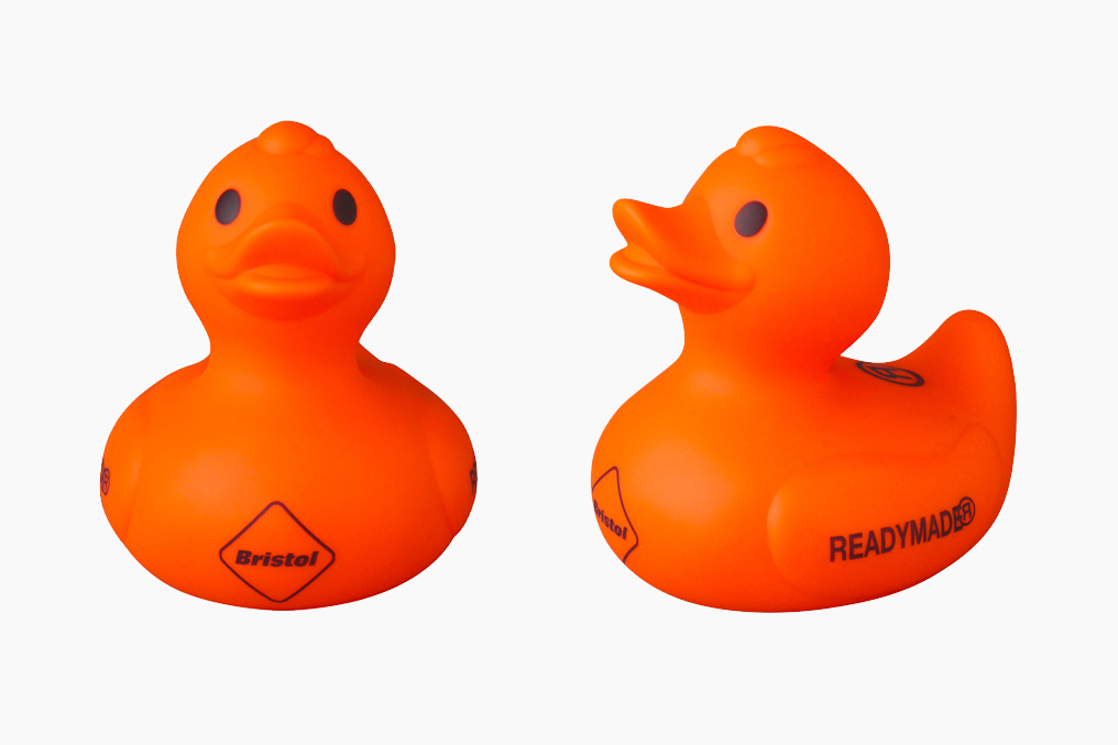 READYMADE x F.C. Real Bristol Rubber Duckie