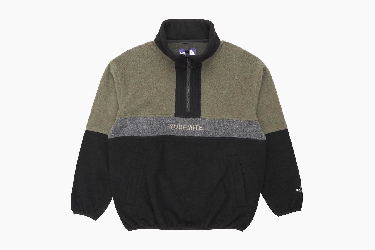 The North Face Purple Label Half-Zip Pullover