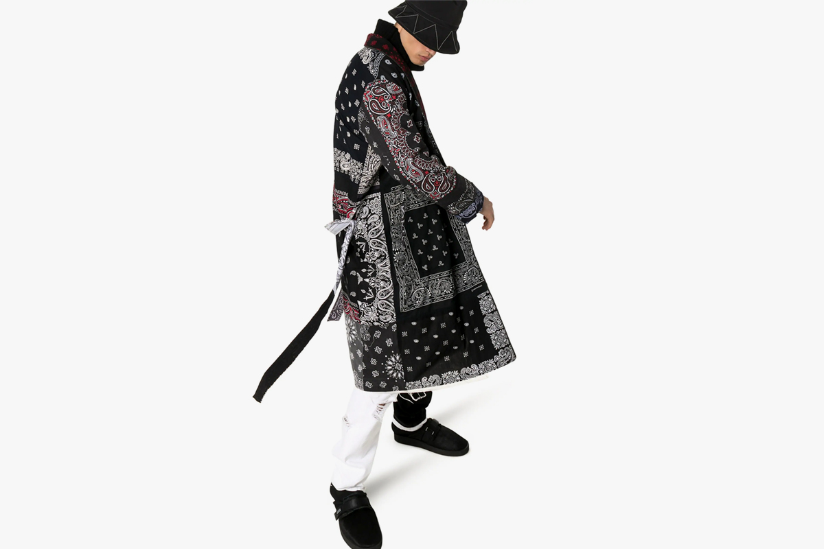Children of the Discordance Bandana Coat