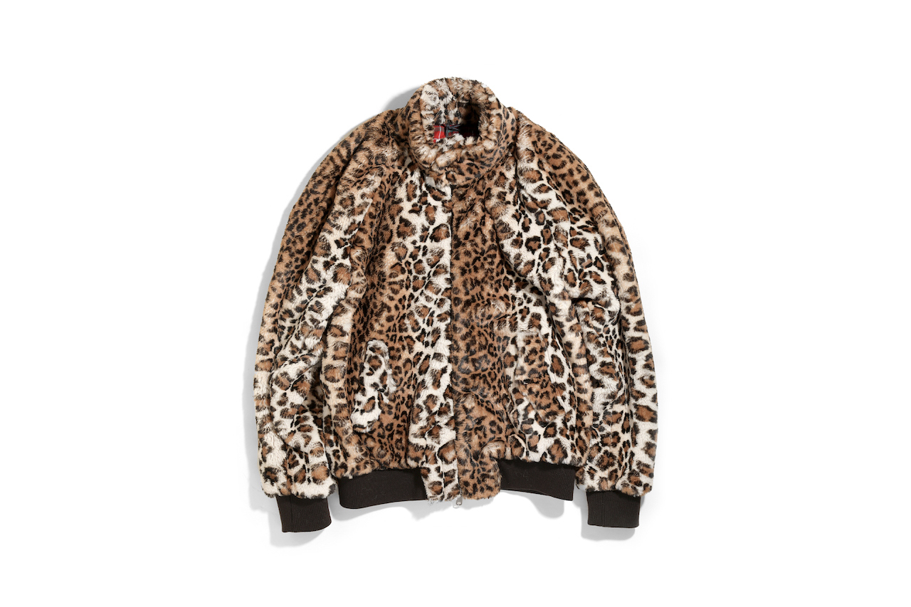Engineered Garments x Baracuta Faux Fur G9
