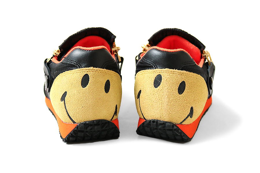 KAPITAL Smiley MA-1 Sneakers Release