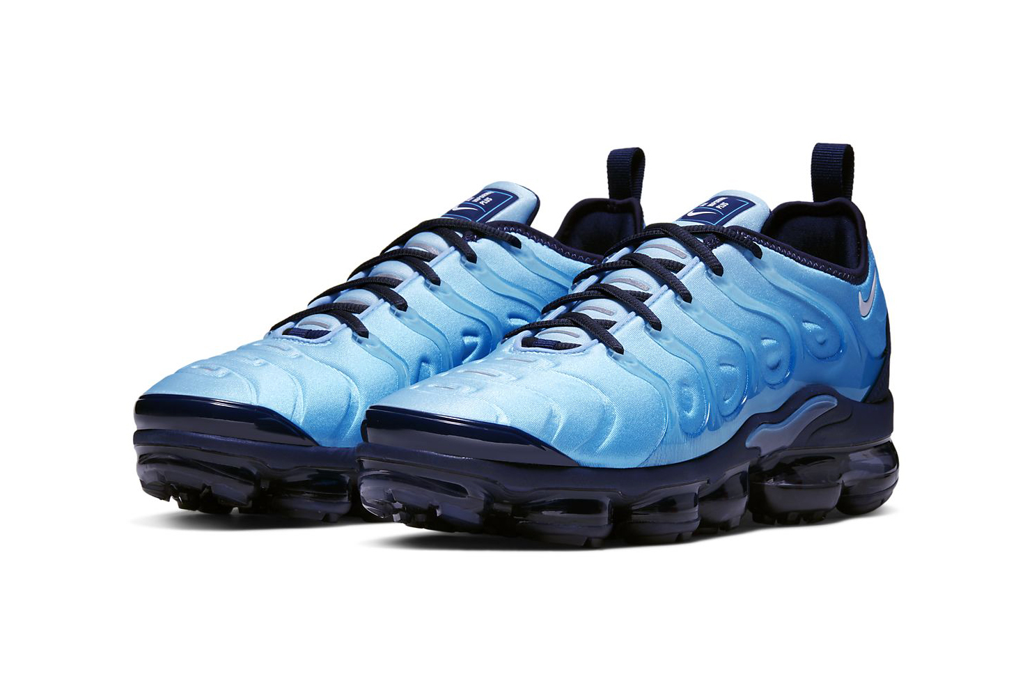 Nike Air VaporMax Plus Light Current Blue
