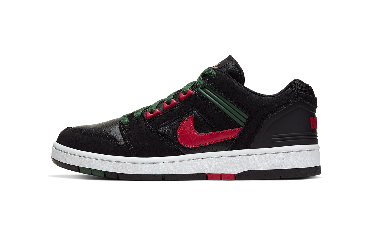 Nike Sb Air Force 2 Low Gucci Style Release Date Hypebeast