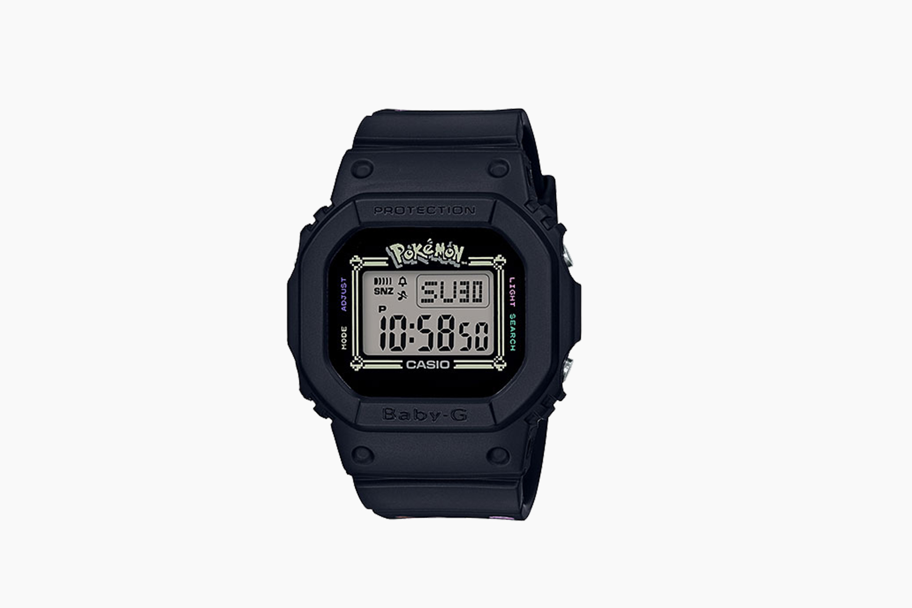 Pokemon x Casio G-SHOCK BABY-G 25th anniversary