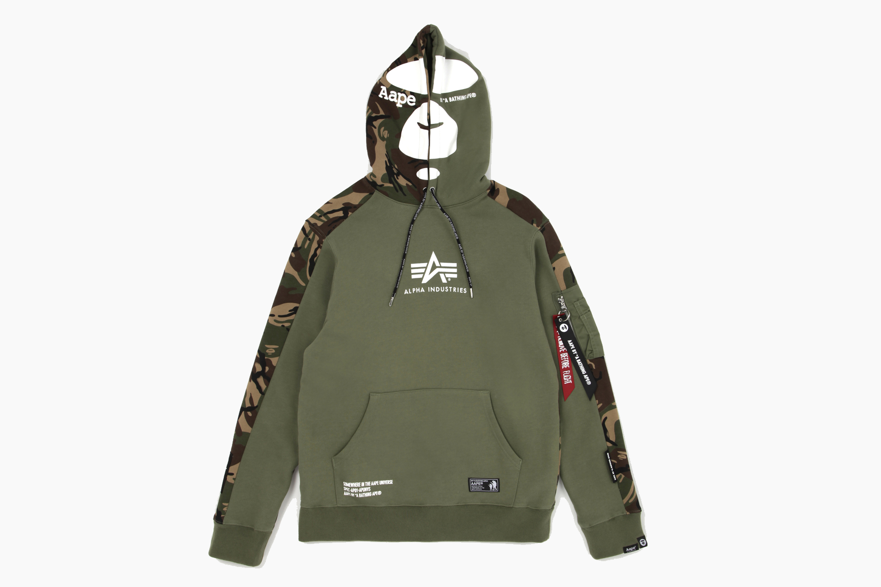 AAPE x Alpha Industries Fall/Winter 2019 Collection