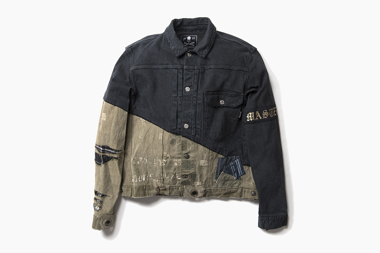 mastermind JAPAN x Greg Lauren Collab Collection