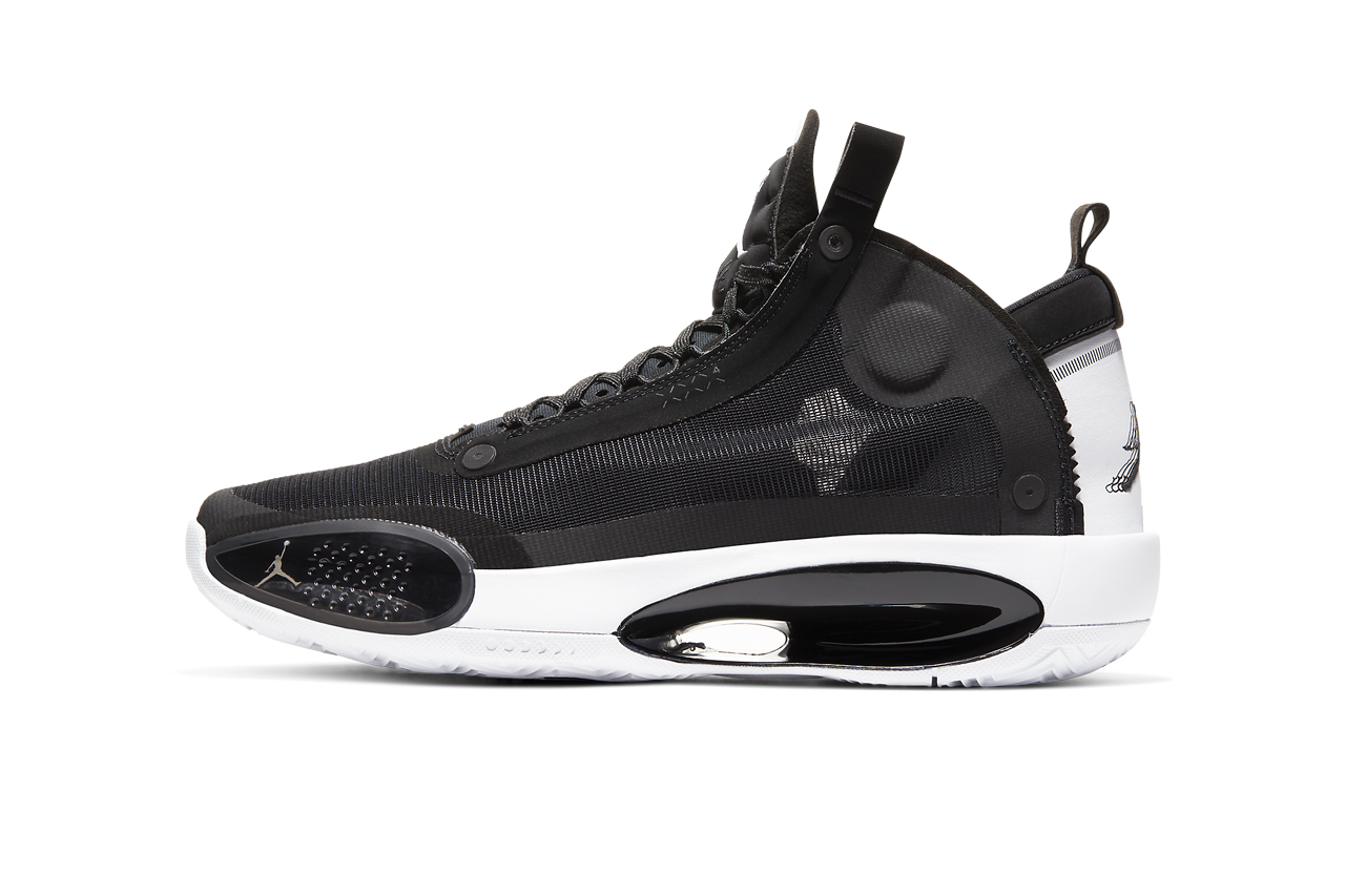 air jordan 34 eclipse black white ar3240 001 release date info photos price