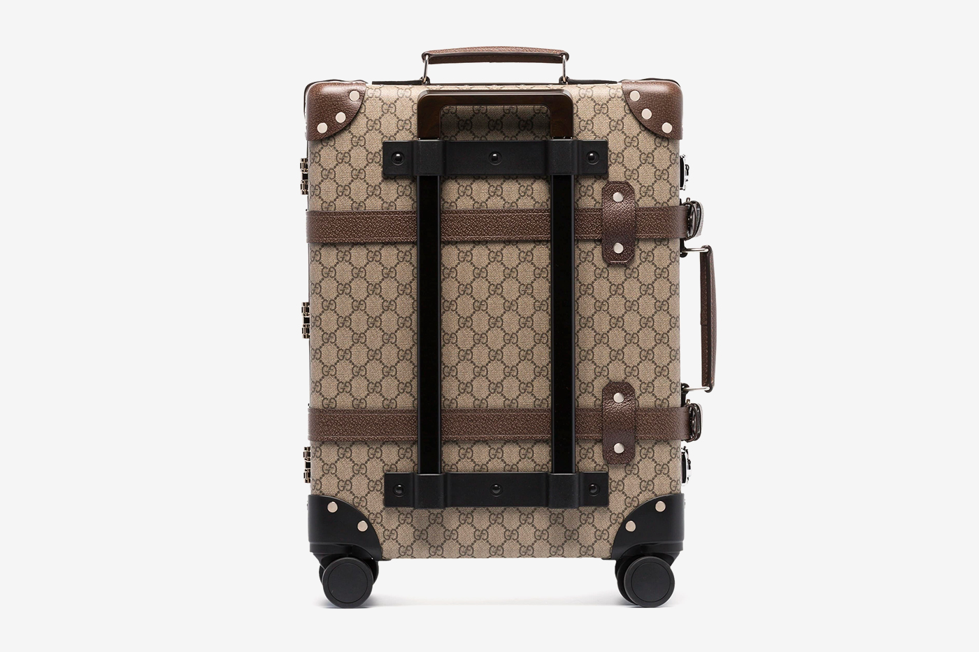 browns gucci globetrotter luggage suitcase leather cotton luxury fashion cyber monday black friday
