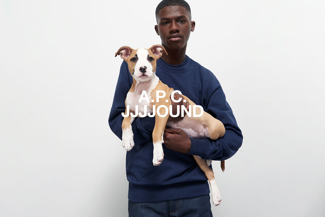 JJJJOUND x A.P.C. Interaction Capsule Collection