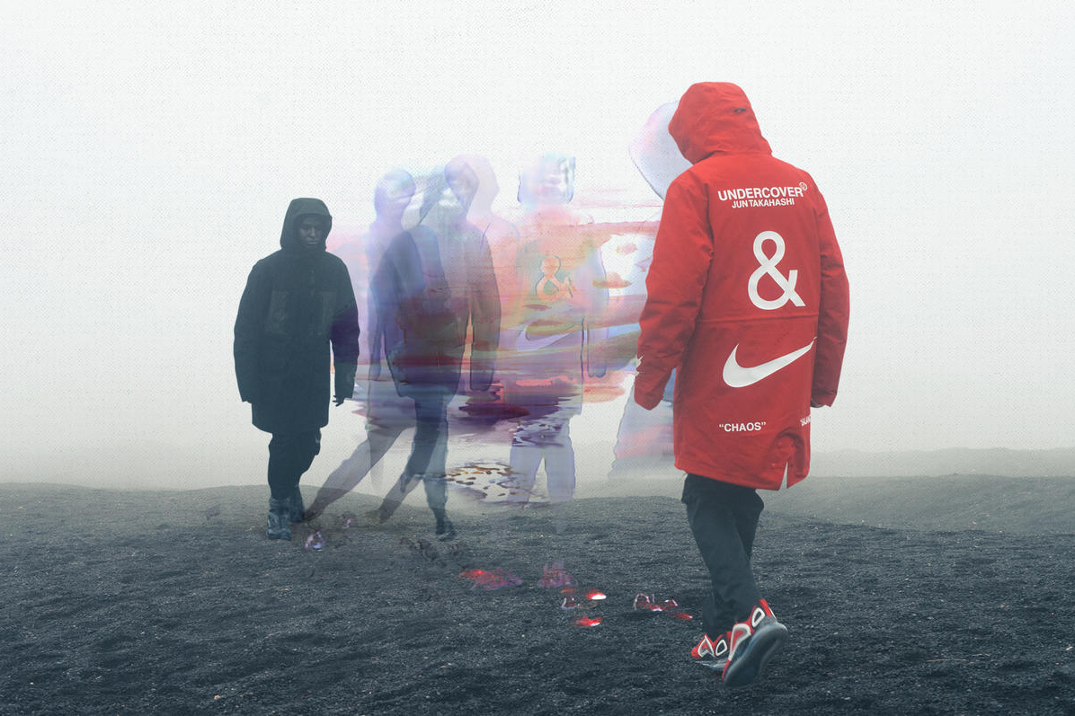 UNDERCOVER x Nike Winter 2019 Collection