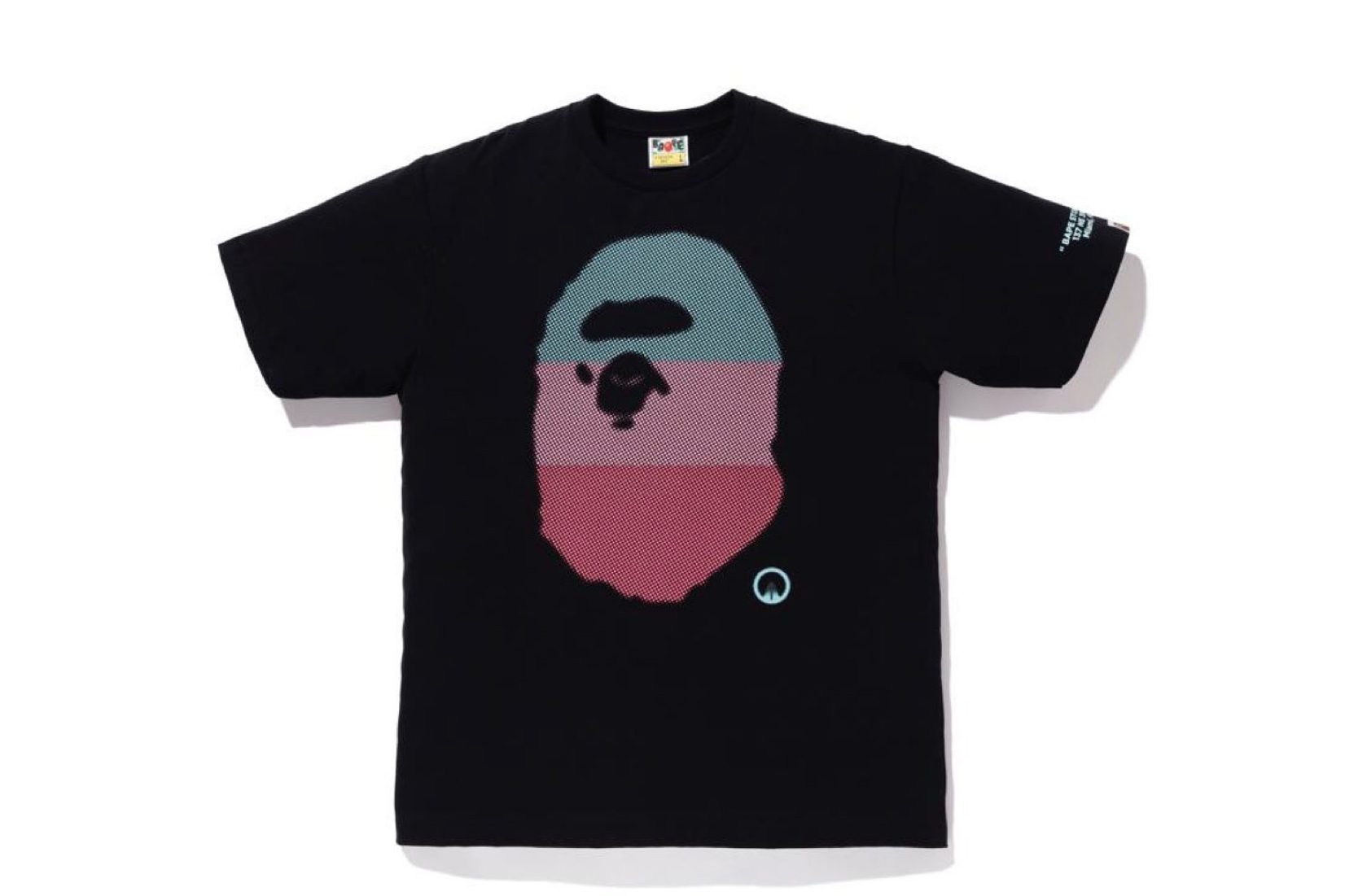 UNKNWN x BAPE T-Shirts collaborations lebron james Wynwood Grand Opening Miami a bathing ape red blue art basel