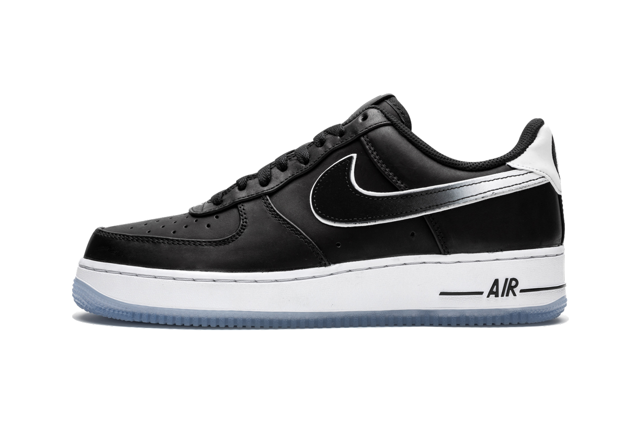 colin kaepernick nike air force 1 low nfl black white kneel CQ0493 001 release date info photos price
