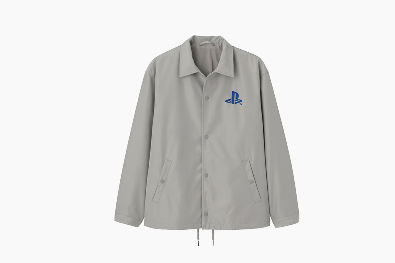 Sony PlayStation x GU Capsule Collection