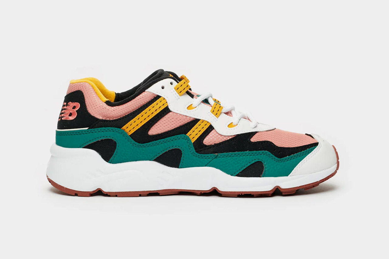 new balance ml850 white green pink yellow release date info photos price