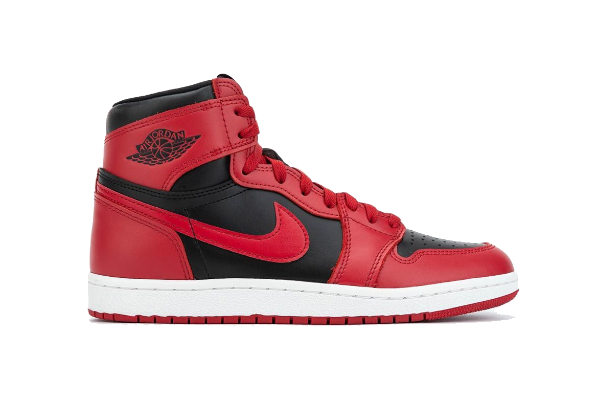 air jordan 1 hi 85 varsity red black BQ4422 600 23000 pairs release date info photos price