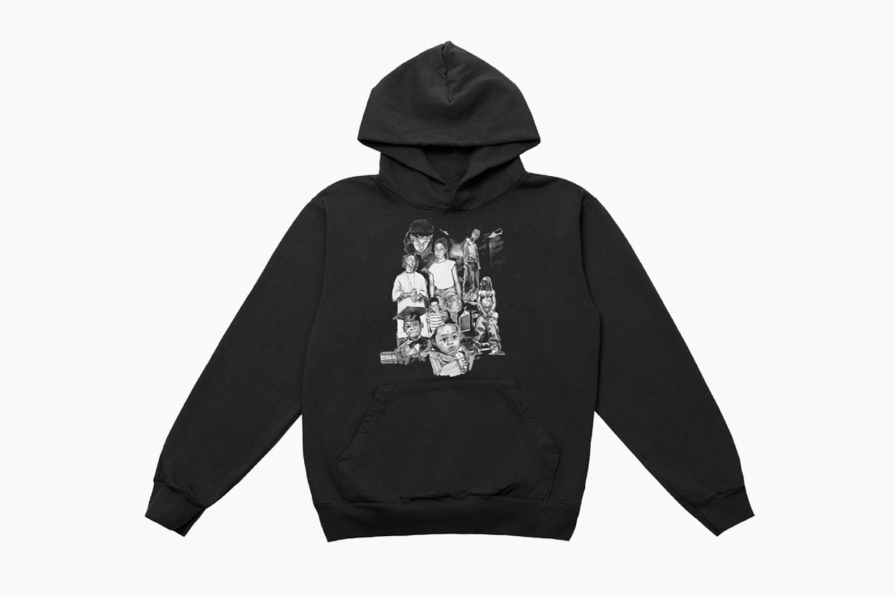 Infinite Archives for Lil Wayne 'Funeral' Merch