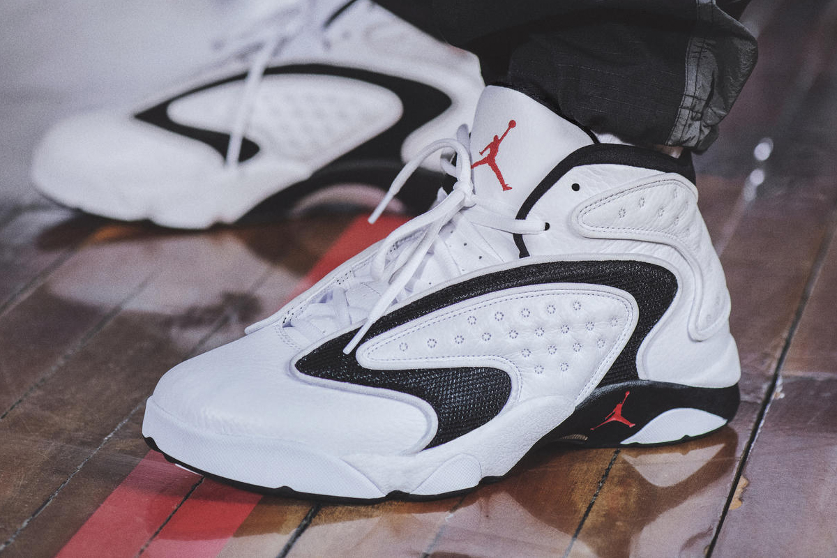 air jordan og womens first shoe white black red 133000 106 release date info photos price