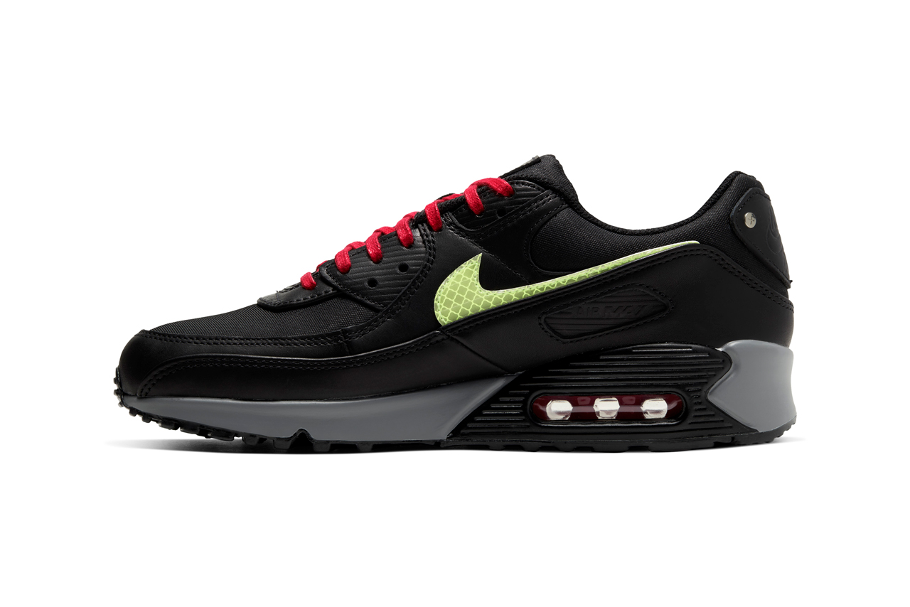nike air max 90 laces styles