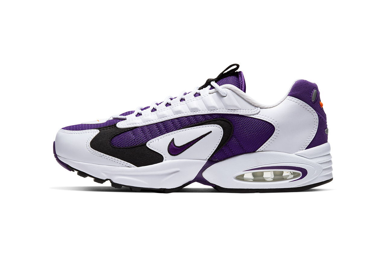 nike air max triax 96 white black hyper crimson voltage purple CD2053 102 release date info photos price