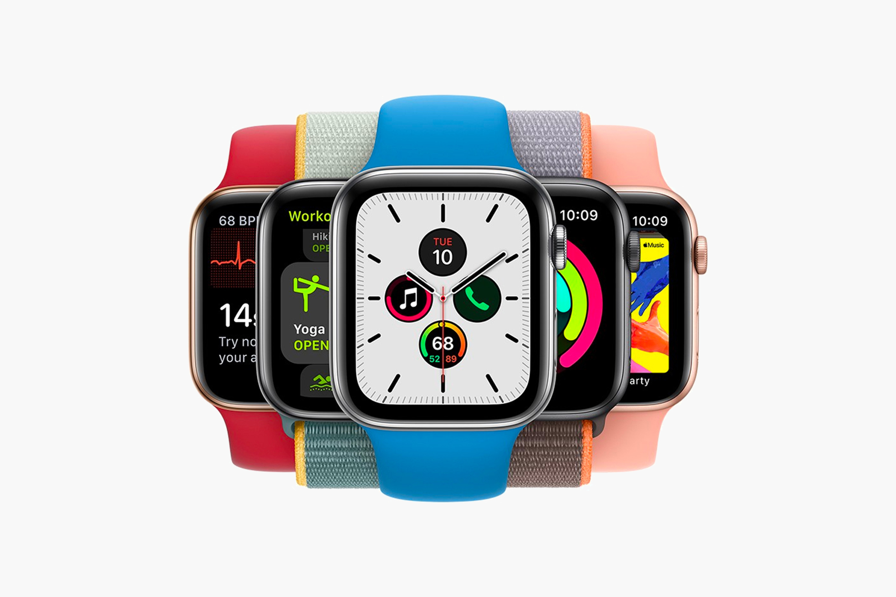 Apple Watch Bands Spring Collection