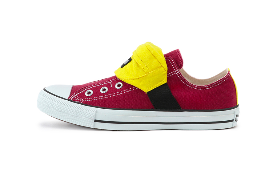 Converse Chuck Taylor All Star Pocket Slip OX Red Black Release 31301630210 3130163 japan