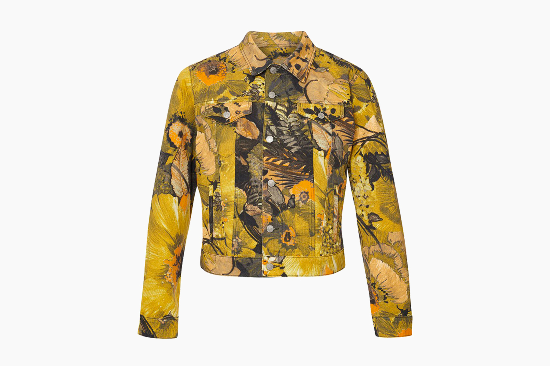 Dries Van Norten Printed Jacket