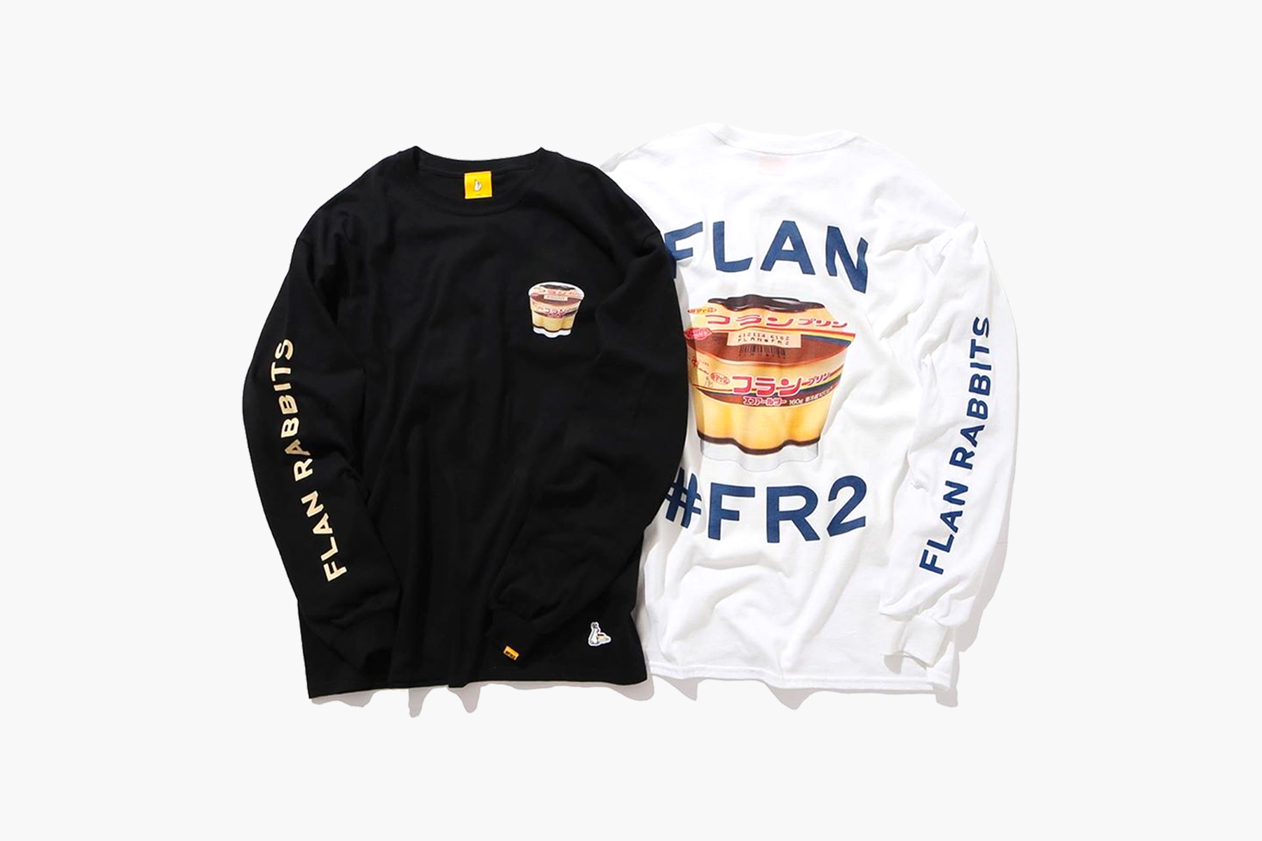 FLAN Labs x Fxxking Rabbits Capsule Collection