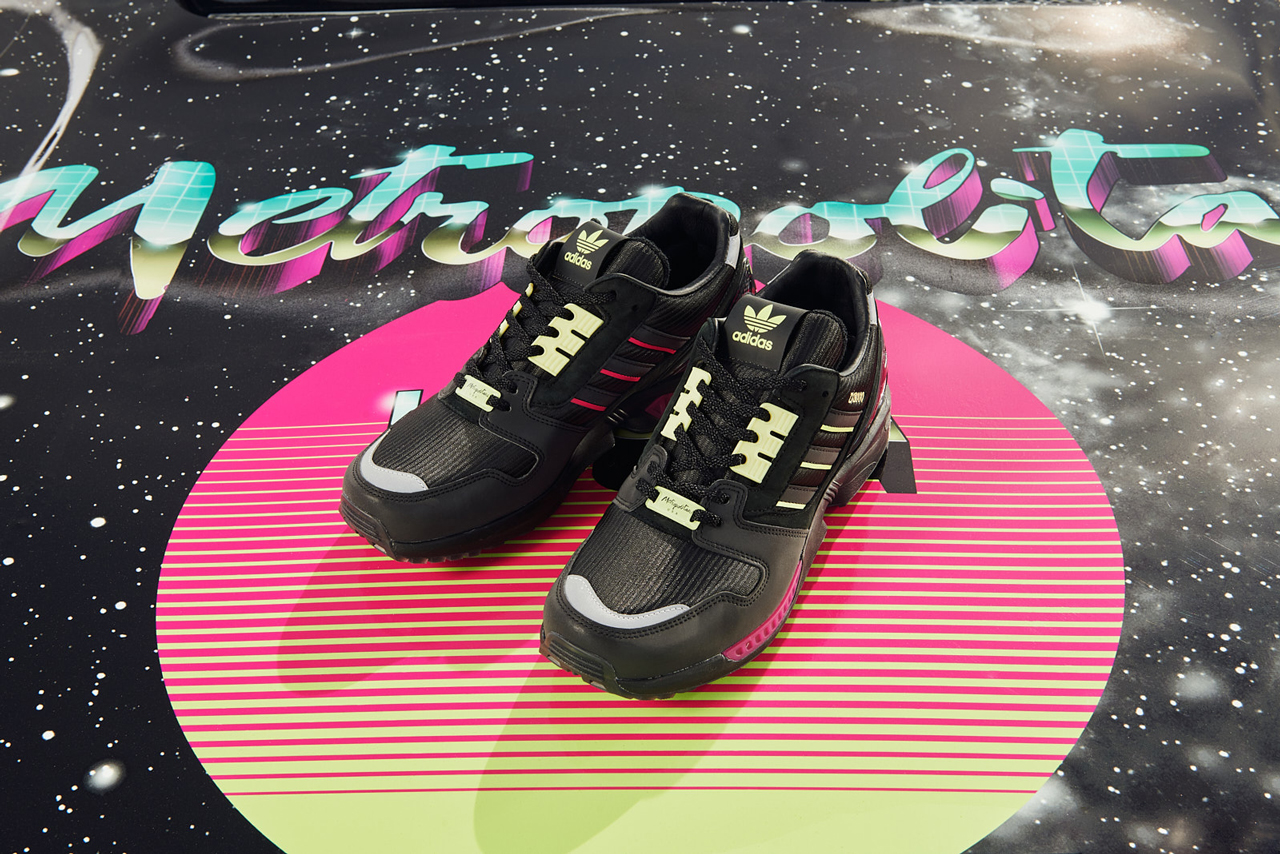 metropolitan adidas skateboarding zx8000 drift culture pack collection capsule racing drifting tuner cars imports fw3040 release date info photos price